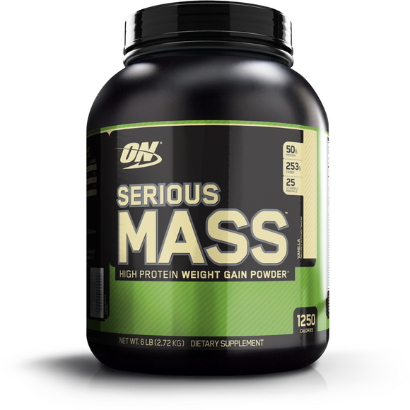 Optimum Nutrition Serious Mass - FitNation Supplements
