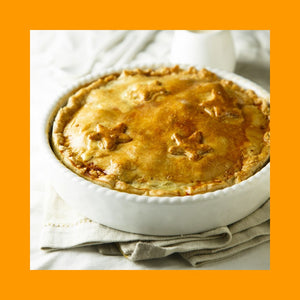 Melanie's Midweek Chicken Pie