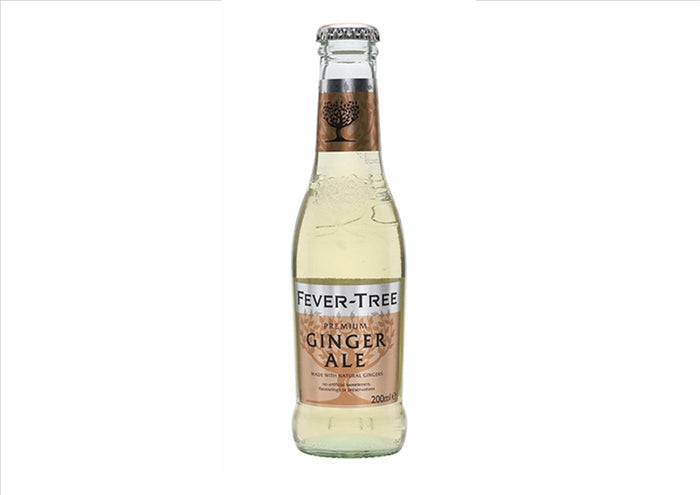 Fever-Tree Ginger Ale (Case 24x200ml)