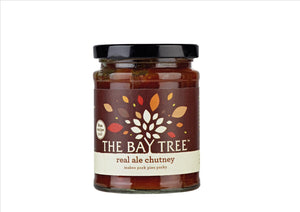 Bay Tree Real Ale Chutney 340g - Osolocal2U