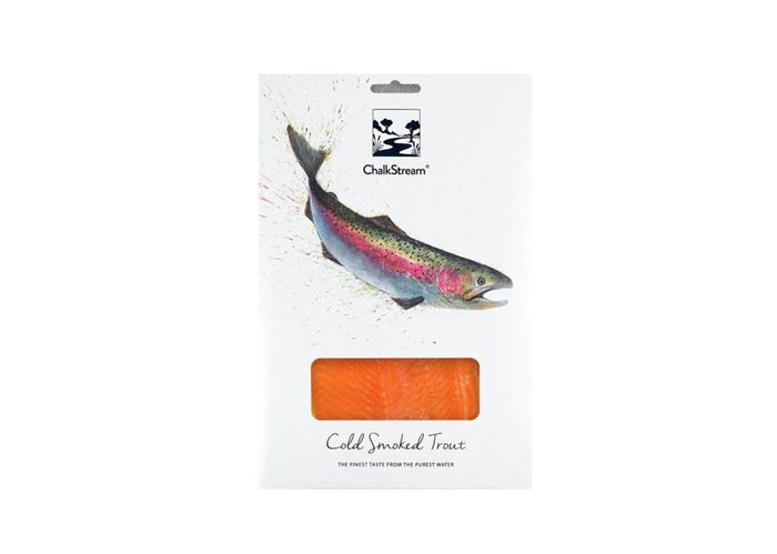 ChalkStream® - Cold Smoked Trout (100g)