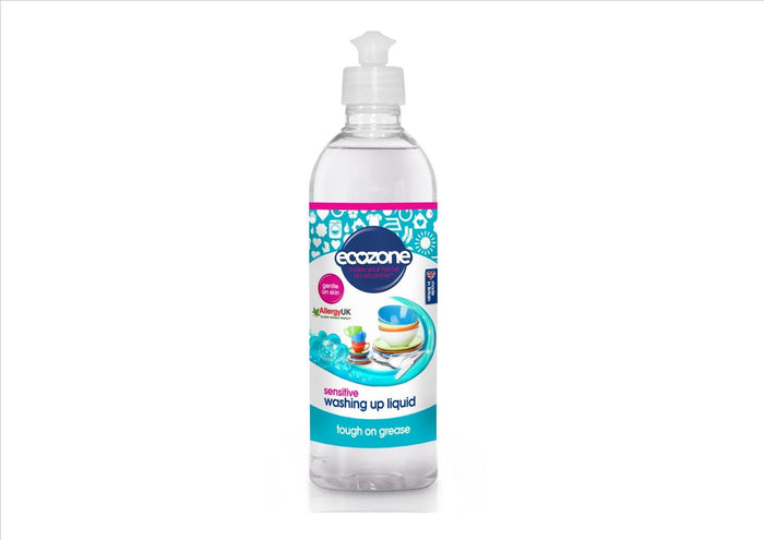 Ecozone Washing Up Liquid Sensitive (500ml)