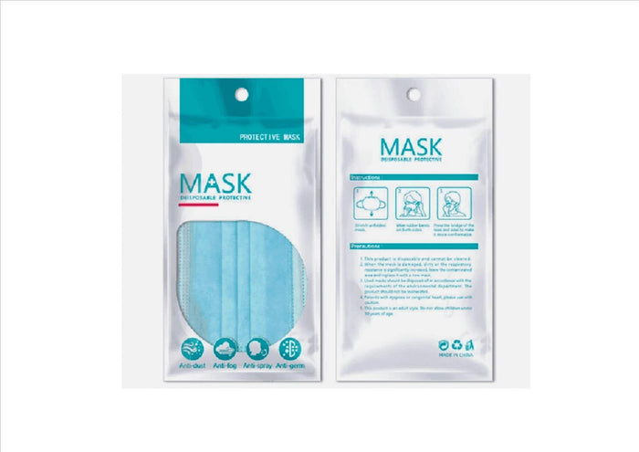 Face Masks (Pack of 10)