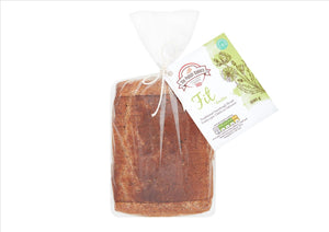 The Polish Bakery - Fit & Inulin Bread (400g)  - **Order before 4pm for next day delivery** - Osolocal2U