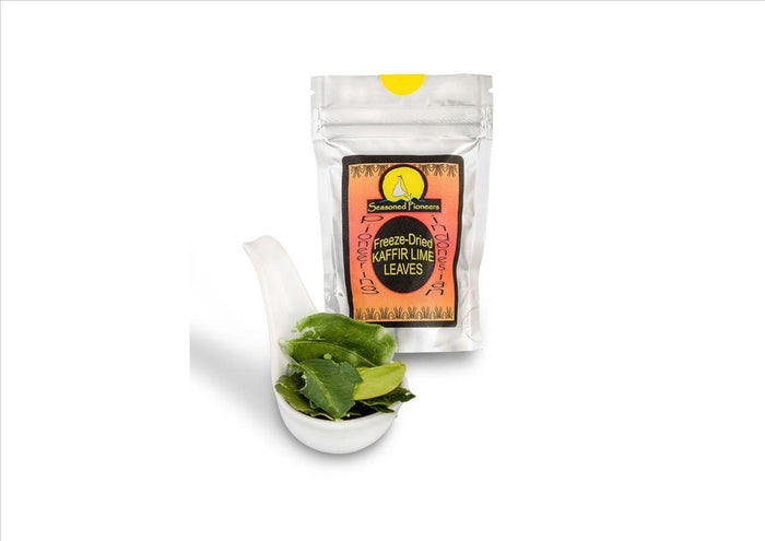 Kaffir Lime Leaves Freeze-Dried (4g)