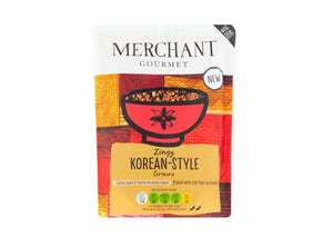 Merchant Gourmet - Zingy Korean-Style Grains (250g)