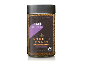 Cafédirect Fairtrade Smooth Roast Instant Coffee (200g)