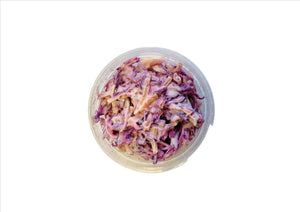 Deli Tub - Red Cabbage Coleslaw (200g) - Osolocal2U