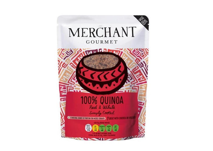 Merchant Gourmet - Quinoa Red & White (250g)