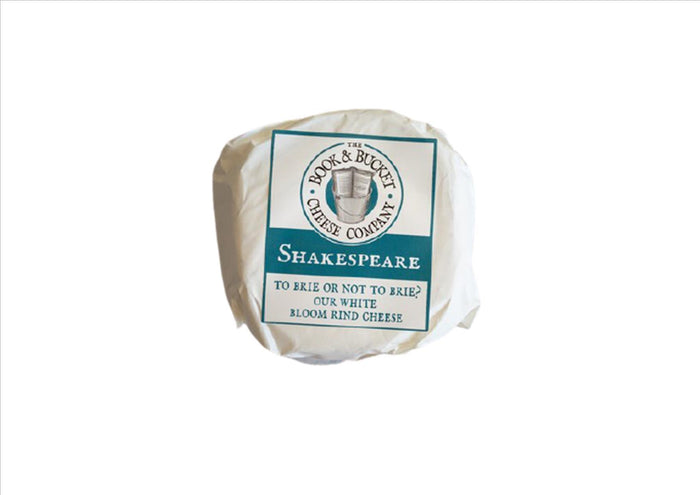 The Book & Bucket Cheese Company Shakespeare Cheese (150g)