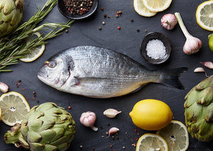Whole Trimmed Sea Bream (Each) - Osolocal2U