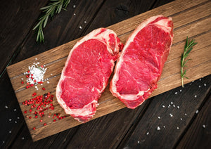 Sirloin Steaks (Pack of 2 x 250g)
