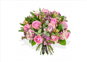 Flower Bouquet - Sweet Pinks