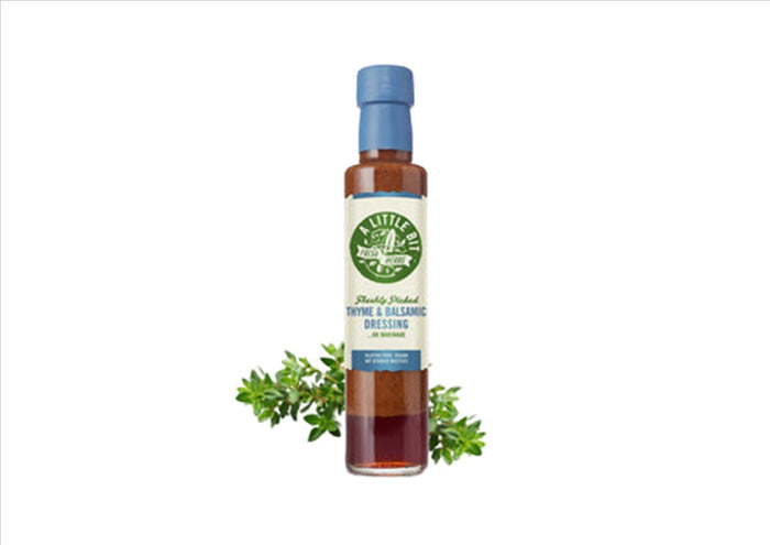 A Little Bit - Thyme & Balsamic Dressing (250ml)