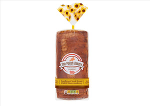 The Polish Bakery - Sunflower Seed Bread (800g)  - **Order before 4pm for next day delivery**