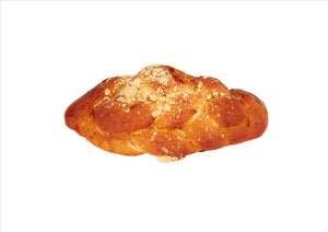 The Polish Bakery - Sweet Yeast Plait (330g)  - **Order before 4pm for next day delivery** - Osolocal2U