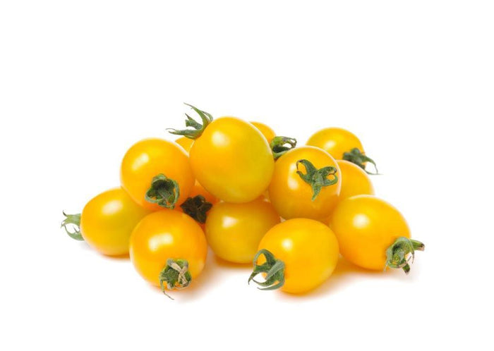 Tomatoes Cherry Yellow (250g Punnet)