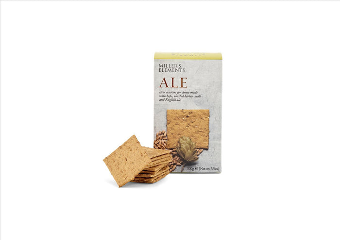 Miller's Elements - Ale Crackers 100g