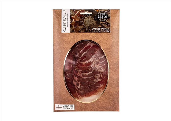 Capreolus - Mutton Cold Smoked - (80g)