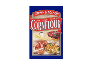Brown & Polson Original Patent Cornflour (250g) - Osolocal2U