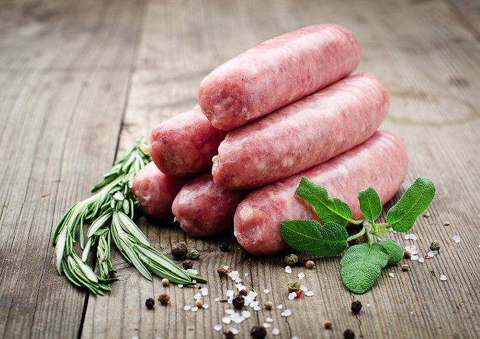 Farmhouse Pork Sausages (Pack of 6)