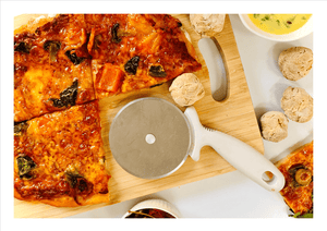 'Make it your own' Pizza and Dough Balls with Garlic Butter - Osolocal2U