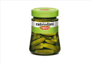 D'Amico Mini Gherkins (150g) - Osolocal2U