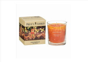 Price's - Gingerbread Boxed Candle Jar