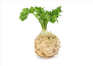 Celeriac with Tops (Each) - Osolocal2U