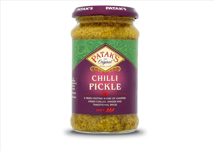 Patak's Chilli Pickle (283g)