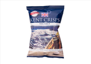 Kent Crisps - Sea Salt (150g) - Osolocal2U