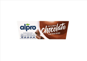 Alpro Silky & Smooth Chocolate Dessert (4x125g) - Osolocal2U