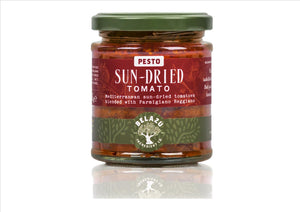 Belazu Sun-Dried Pesto (165g) - Osolocal2U