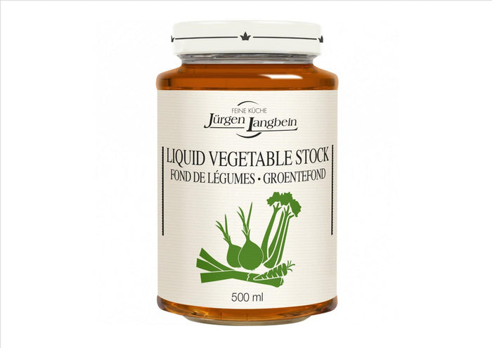 Jürgen Langbein - Vegetable Stock (500ml)