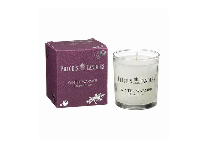 Price's - Winter Warmer Boxed Candle Jar