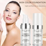 Colour Changing Liquid Foundation - Nuevo Zone