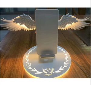 Angel Wings Wireless Charger - Nuevo Zone