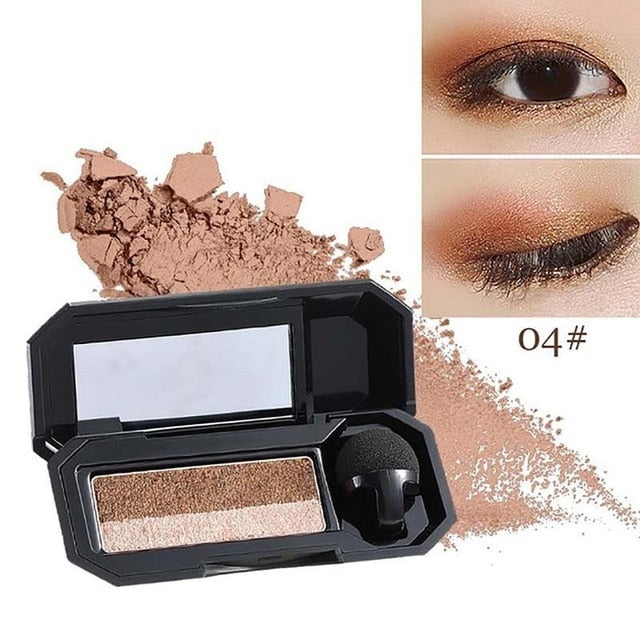 Dual Colour Eyeshadow - Nuevo Zone