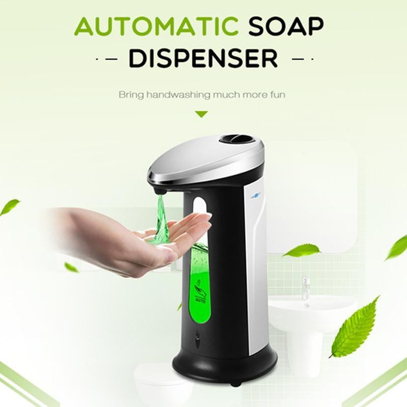 Automatic Soap Dispenser - Nuevo Zone