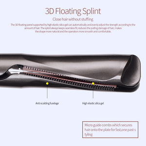 2 in 1 Hair Curler and Straightener - Nuevo Zone