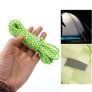 Glow In The Dark Tent Rope - Nuevo Zone