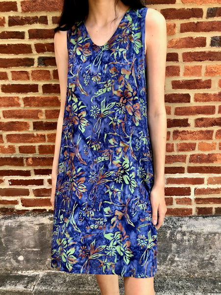 Batik Sundress