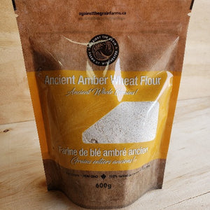 Ancient Amber Wheat Flour - Against the Grain Farms