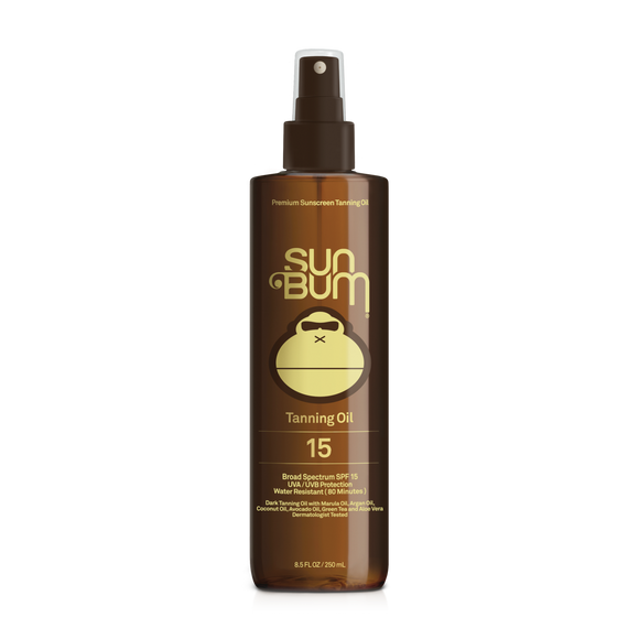 SB SUN BUM BROWNING OIL SPF15
