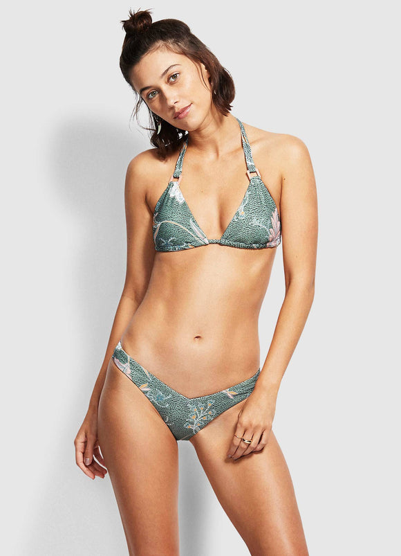SF BALI RETREAT SLIDE TRI BRA