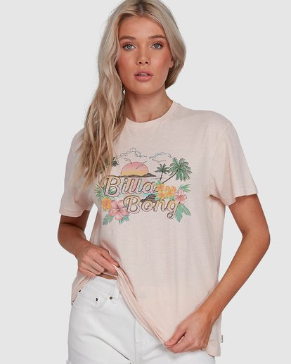 BB ECO SUNSET TEE