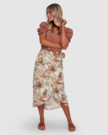 BB TROPICALE SKIRT