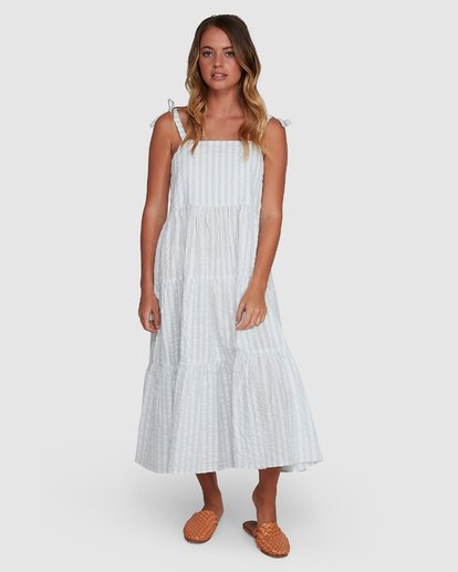 BB SEASPRAY MAXI DRESS