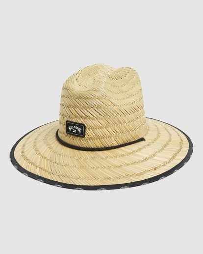 BB WAVES STRAW HAT