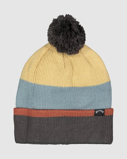 BB COLOUR BLOCK BEANIE